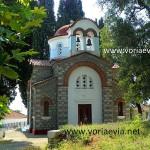 Ναός Αγίας Άννας Βόρεια Εύβοια