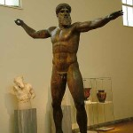 Ο Ποσειδών του Αρτεμισίου Αρχαιολογικό Μουσείο της Αθήνας