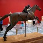 Ο χάλκινος Μικρός Ιππέας του Αρτεμισίου Αρχαιολογικό Μουσείο της Αθήνας