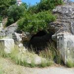 Λουτρά Αιδηψού Η σπηλιά του Σύλλα