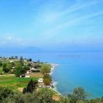 Παραλία Γούβες. Στο θαλάσσιο χώρο έγινε η ναυμαχία του Αρτεμισίου το 480 π.χ.