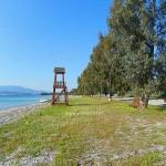 Παραλία Κάβος Λιχάδα Εύβοια