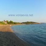 Ελληνικά, παραλία του Αϊ-Γιάννη.