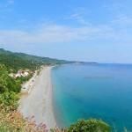 Παραλία Αχλάδι Φραγκάκη