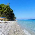 Παραλία Καστρί Εύβοια