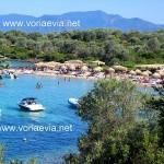 Λιχαδονήσια - Λιχάδες Εύβοιας παραλία Μονολιά.