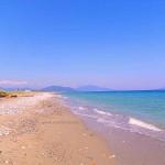 Παραλία Μηλέα Κεφάλες Ασμηνίου