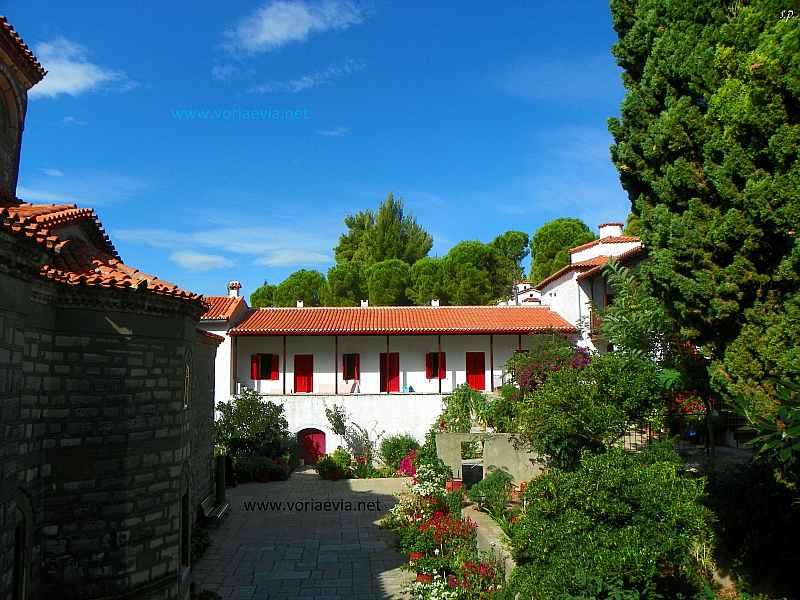 Μονή Αγίου Νικολάου Γαλατάκη