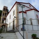 Αχλάδι Εκκλησία της Παναγίας