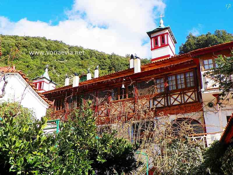 Μονή Αγίου Γεωργίου Ηλιών