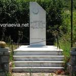 Βαρβάρα Αιδηψού, Μνημείο Ποντίων.