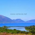 Άγιος Αιδηψού Πάντερμος Αλμυρή Λίμνη