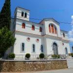 Άγιος Αιδηψού Ναός Ευαγγελισμού της Θεοτόκου.
