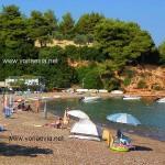 Παραλία Λουτρό Κοτσικιάς Εύβοια