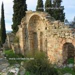 Άγιος Δημήτριος(11ος αιώνας). Περιοχή Άγιος Αιδηψού.