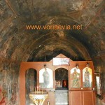 Εκκλησάκι του Αγίου Ιωάννη του Θεολόγου Πήλι Εύβοιας.
