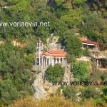 Σαρακήνικο Ναός Αγίας Ανθούσας – Αγίας Αμμελείας.