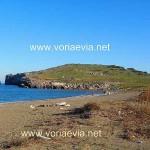 Παραλία Κρύα Βρύση Αρχαία Κήρινθος Εύβοια.