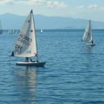 Δραστηριότητες στην Βόρεια Εύβοια: Ιστιοπλοΐα τριγώνου, Ναυτικός Όμιλος Λίμνης.