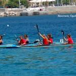 Δραστηριότητες στην Βόρεια Εύβοια: Ναυτικός Όμιλος Λίμνης, κανόε καγιάκ.