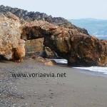 Παραλία Κρύα Βρύση, Βόρεια Εύβοια.