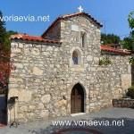 Ζωοδόχος Πηγή - Τσούκα, ο σταυρεπίστεγος ναός του Αγίου Ιωάννου του Προδρόμου