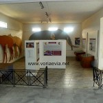 Μουσείο Παλαιοντολογικών Ευρημάτων Κερασιάς Εύβοια.