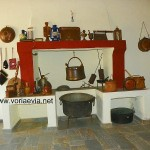 Μουσείο Λαϊκής Τέχνης & Αγροτικής Ζωής Αγίας Άννας είδη οικιακής χρήσης