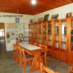 Μουσείο Λαϊκής Τέχνης & Αγροτικής Ζωής Αγίας Άννας Βιβλιοθήκη Δημήτρη Σέττα